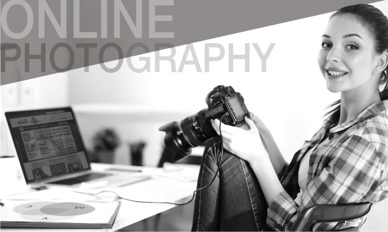 One Year ONLINE Professional Photography Diploma