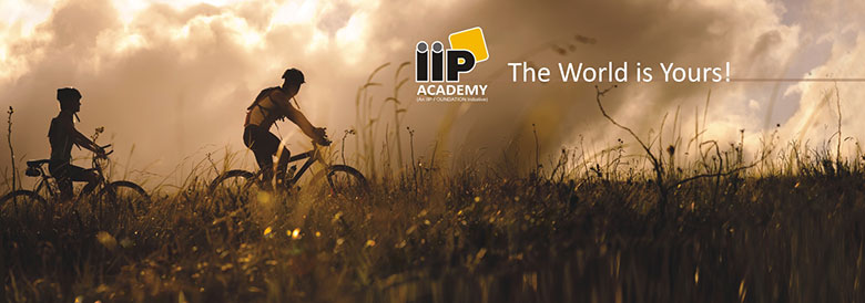 The World is yours! IIP Academy
