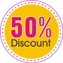 staggering 50% discount for enthusiasts sitting globally